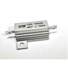 4.7 ohm 25 watt resistor
