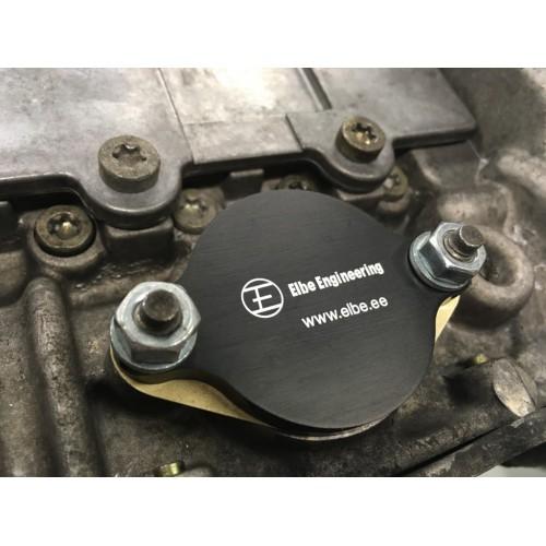Mercedes injection pump lift pump delete plate